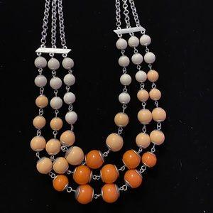 Lia Sophia Orange dream necklace!!!